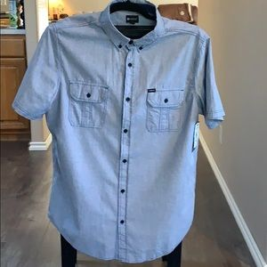 Matrix Button Up Dress Shirt